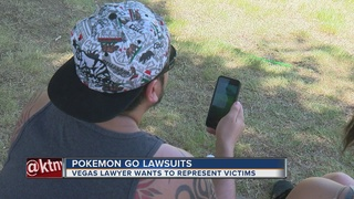 Pokemon Go presents legal risks for players