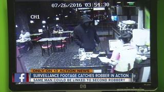CAUGHT ON CAMERA: Two taco shops robbed