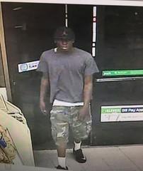 Help police capture Henderson robbery suspect