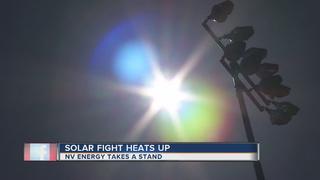 NV Energy seeks solar grandfathering