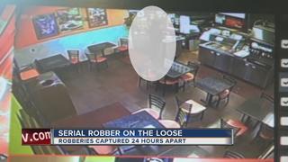 Third Roberto's location robbed on Wednesday