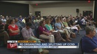 Town hall meetings on CCSD break-up