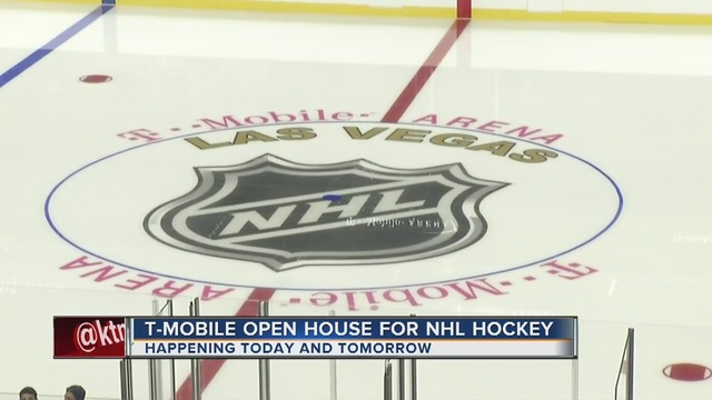 Sneak peek for Las Vegas hockey fans
