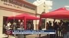 Southwest Medical Associates back-to-school fair