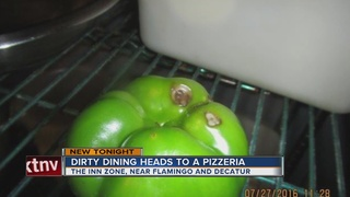 DIRTY DINING: Expired food at Millano Pizzeria