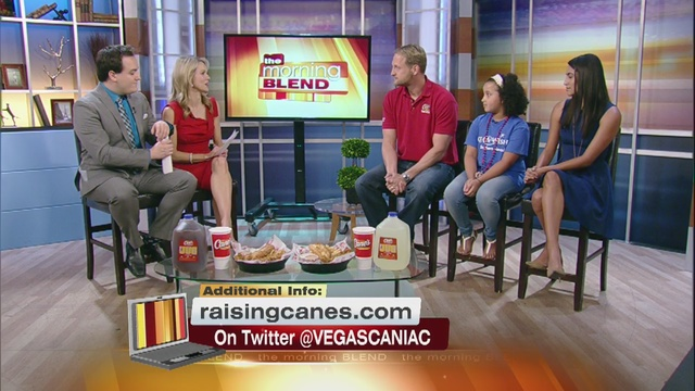 Raising Cane's Is Granting Wishes 8/9/16