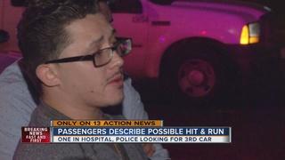 Rollover crash near Flamingo and Decatur