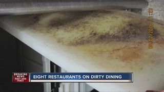 DIRTY DINING: Wo Fat and seven more restaurants