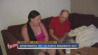YOU ASK: Tenants ordered to move out