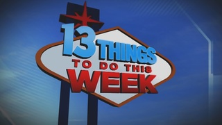 13 Things To Do 8/19/16