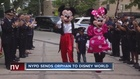 NYPD sends 7-year-old to Disney World