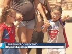Superheroes celebrated at Springs Preserve