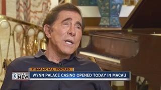 Wynn Palace Casino opens in Macau