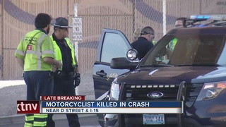 UPDATE: Motorcyclist killed in Tuesday crash