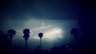 Las Vegas Weather Photos