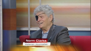 Weekly Updates With Norm 8/25/16