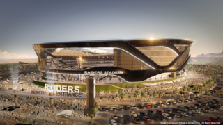 Stadium meeting held, trademark apps filed