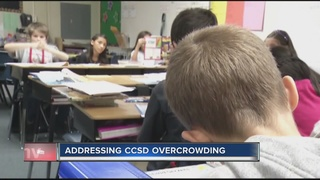 CCSD working to combat overcrowding