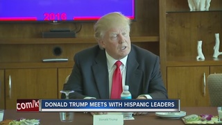 Donald Trump takes low-key trip to Vegas