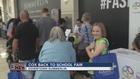 Food, immunizations at Cox Back-to-School Fair