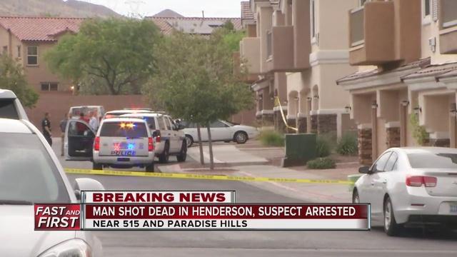 One dead in Henderson shooting