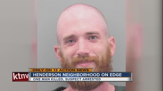 Henderson homicide suspect to be released