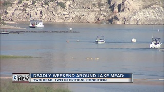 UPDATE: Lake Mead drowning victim identified