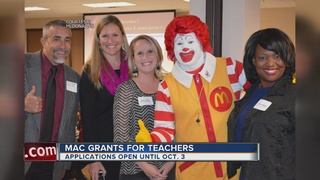 MAC Grants for teachers program