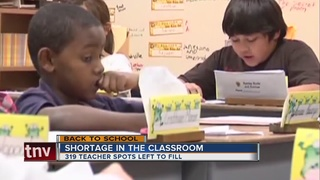 CCSD addresses teacher shortage