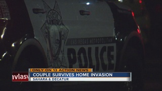 Armed suspects break into woman's apartment