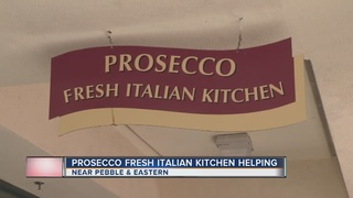 Local restaurant donating to earthquake victims