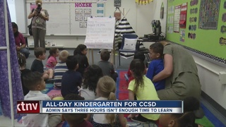 Schools offering full-day kindergarten classes