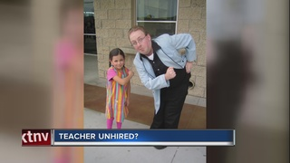 Teacher: Job offer pulled without explanation