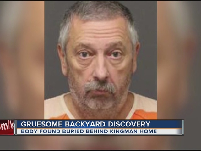 Body found buried in yard of man who confessed to killing