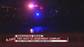 UPDATE: 2 identified in NW Las Vegas homicide