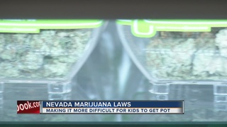 Proposal to make it harder for kids to get pot