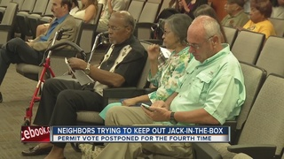 Neighbors keep fighting to stop Jack in a Box