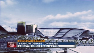 Vegas stadium backers don't want profit-sharing