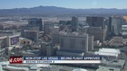 Nonstop flights approved from Las Vegas to China
