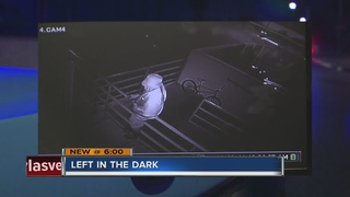 CAUGHT ON CAMERA: Thief steals breakers