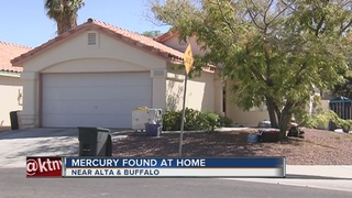 EPA cleans home contaminated by mercury