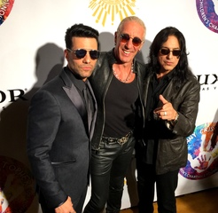 PHOTOS: Criss Angel hosts HELP benefit