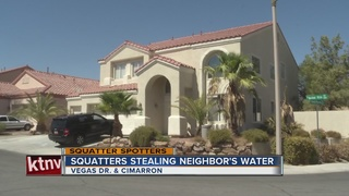SQUATTERS: Living in Summerlin home for 3 months