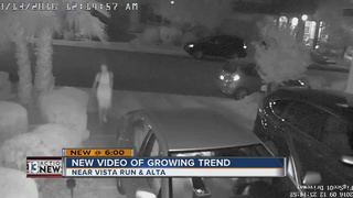 CAUGHT ON CAMERA: Summerlin car break-in