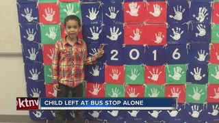 YOU ASK: Child left alone at school very early