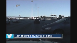 NHP releases video of trooper-involved crash