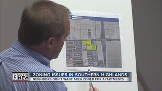 Battle over vacant lot in Southern Highlands