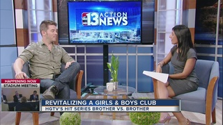A revitalized Boys and Girls Club