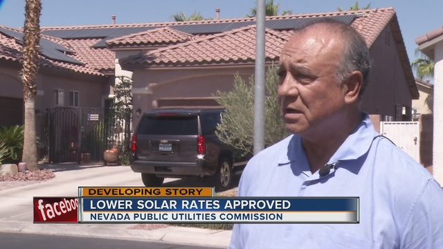 Nevada approves SolarCity, Berkshire unit's rooftop solar pact
