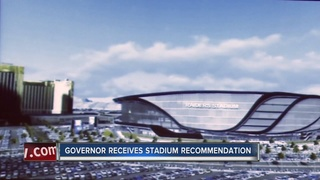 Vegas stadium project to move forward after vote